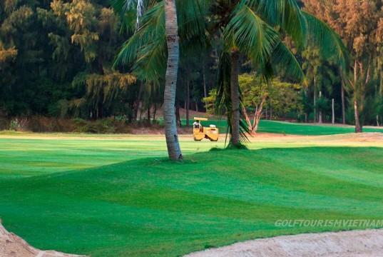 Vung Tau Paradise Golf