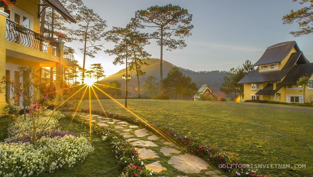 Binh An Da Lat Village Resort