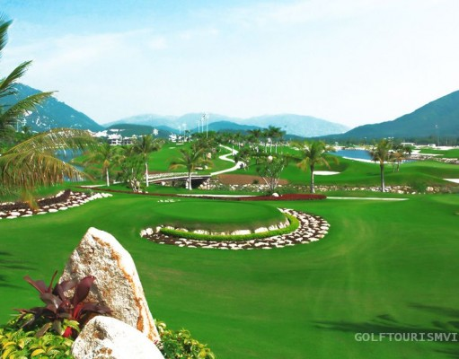 Diamond Bay Golf Villas
