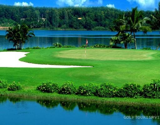 The Bo Chang Dong Nai Golf Resort