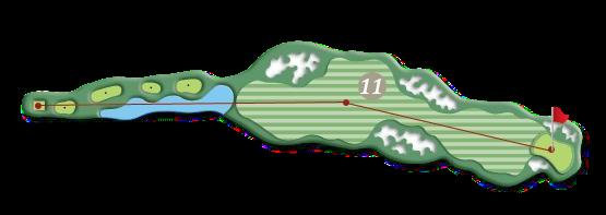ocean course hole 11