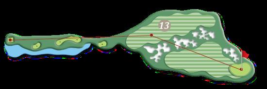 ocean course hole 13