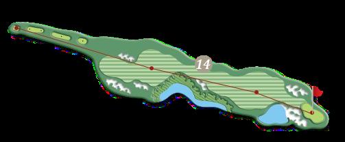 ocean course hole 14