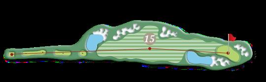ocean course hole 15