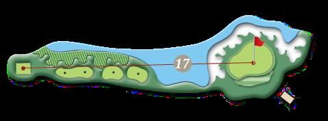 ocean course hole 17