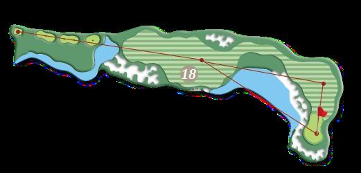 ocean course hole 18
