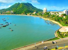 vung tau beach city