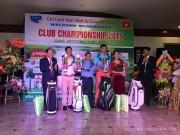 Chi Linh Golf Club Championship 2015
