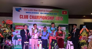 Chi Linh Golf Club Championship 2015