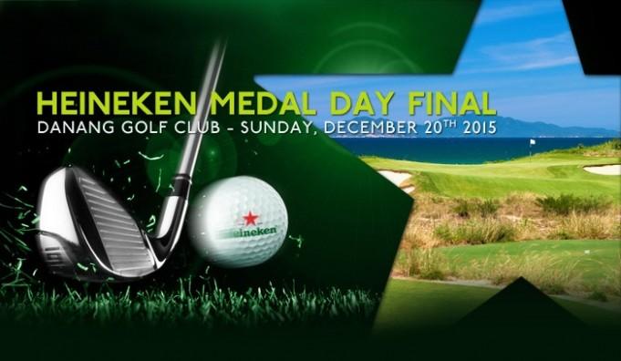 Heineken Medal Day Final