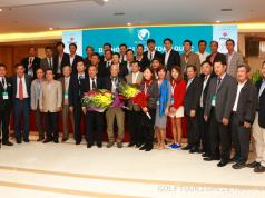 New Council Of Vietnam Golf Association For 2015-2019