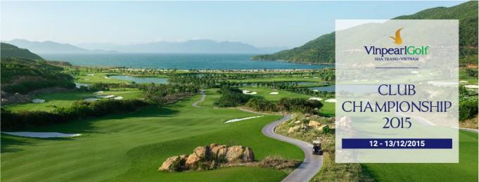 The 2015 Vinpearl Nha Trang Golf Club Championship