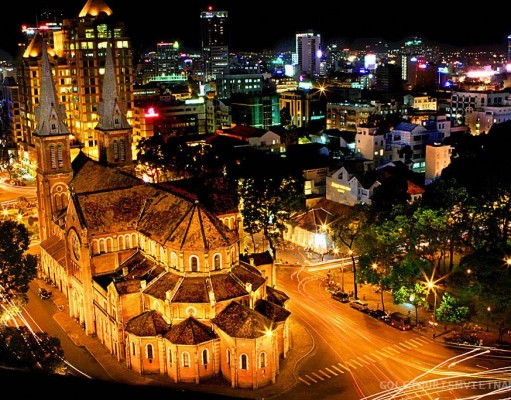 View In Ho Chi Minh City