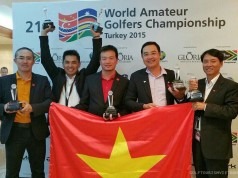 World Amateur Golfers Championship 2015