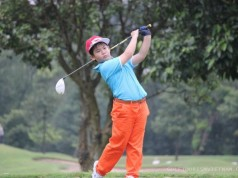 Young Golfer Dang Quang Anh