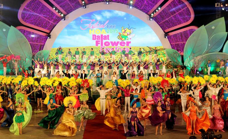 December Highlight: Dalat Flower Festival 2017